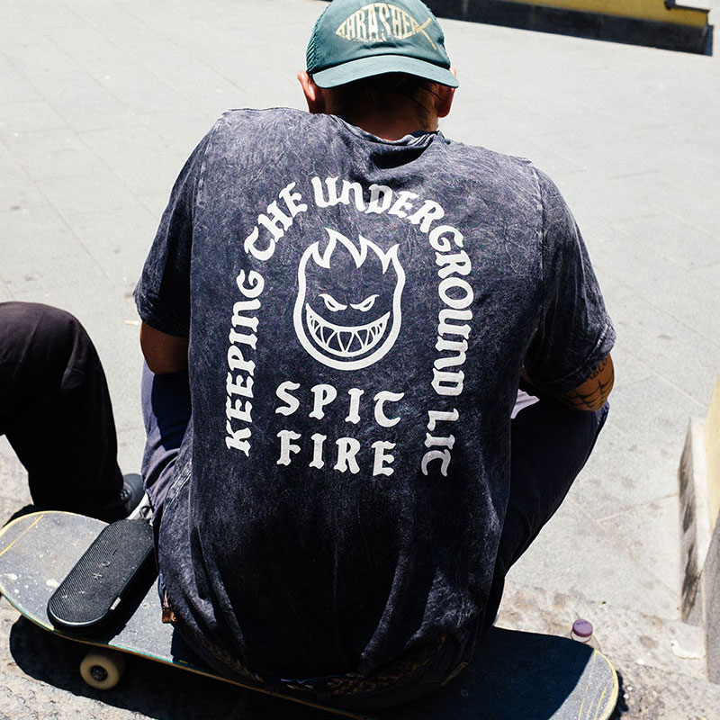 Spitfire Wheels: The fire never fades!