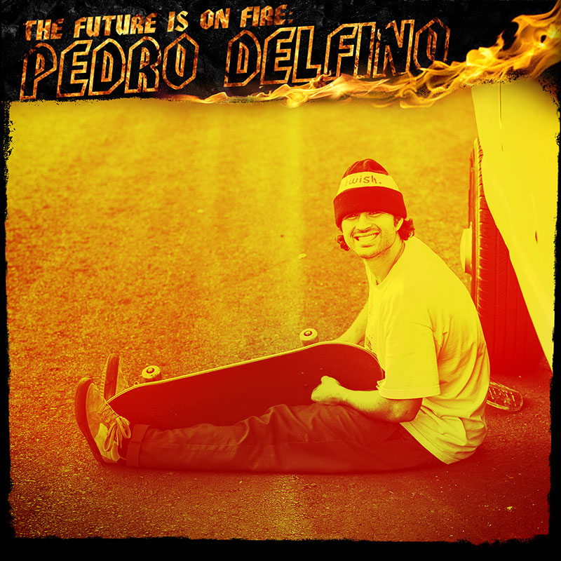 Pedro Delfino Interview